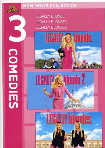 Legally Blonde Triple Feature