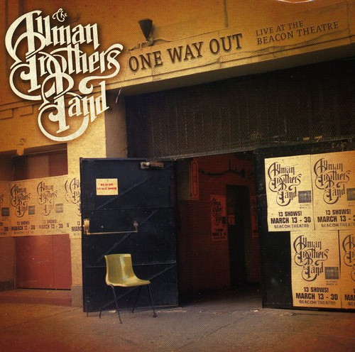 The Allman Brothers Band-One Way Out
