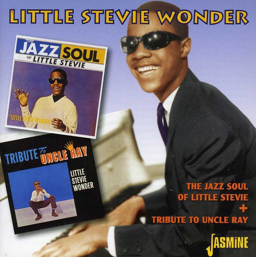 Stevie Wonder-Jazz Soul of Little Stevie
