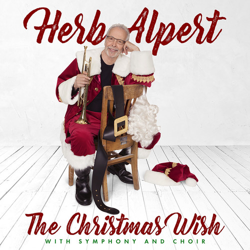 Herb Alpert - The Christmas Wish [LP]