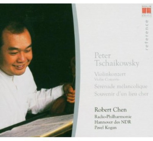 Concerto for Violin & Orchestra in D-Major Op 35