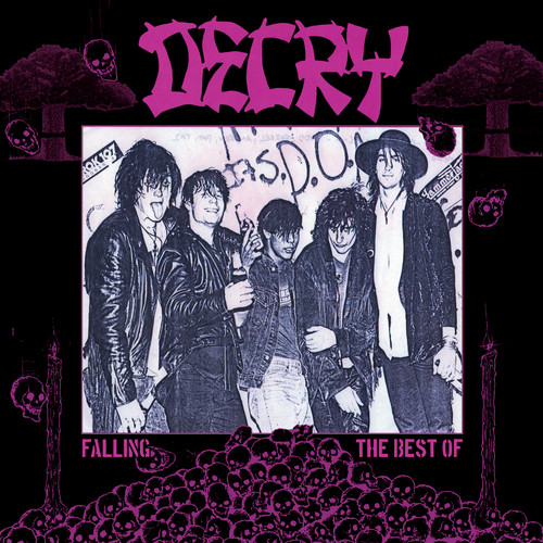 Decry - Falling - The Best Of Decry [Limited Edition] (Purp)