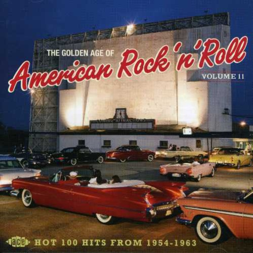 The Golden Age Of American Rock 'N' Roll, Vol. 11 [Import]