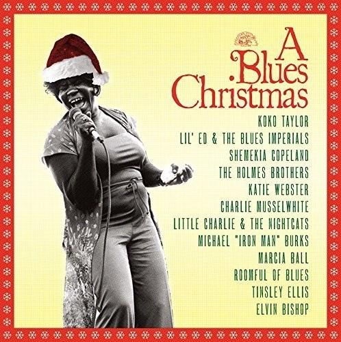 Blues Christmas /  Various