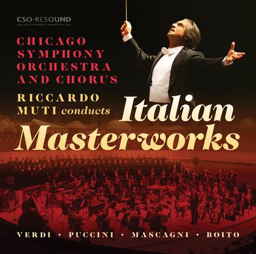Riccardo Muti Conducts Italian Masterworks