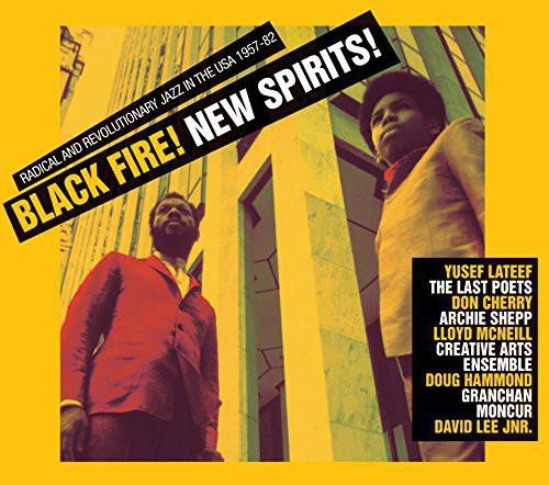 Black Fire New Spirit