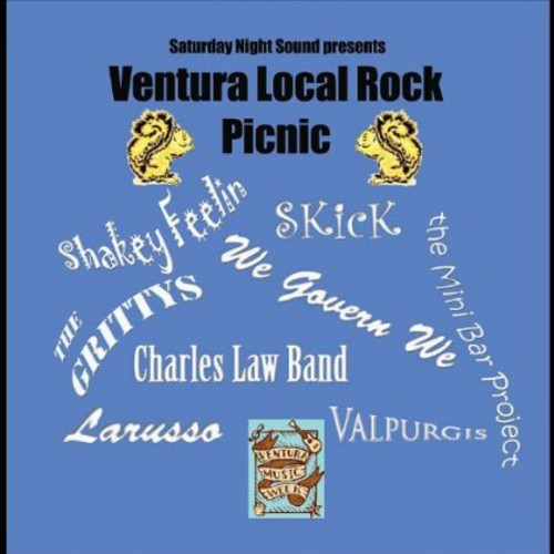 Ventura Music Week Local Rock Picnic /  Various