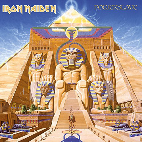 Iron Maiden - Powerslave [Import Vinyl]