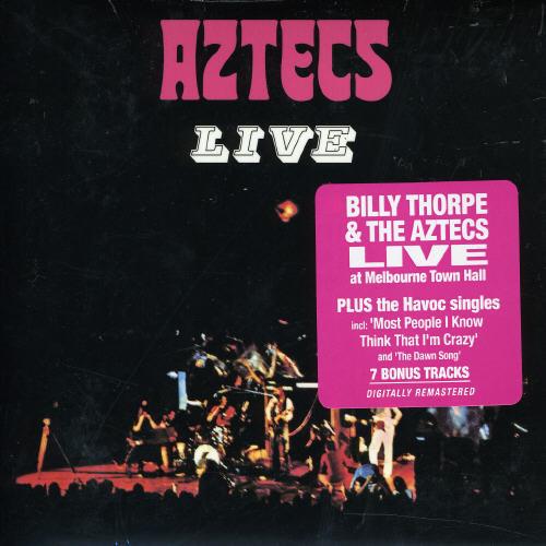 Aztecs Live [Import]