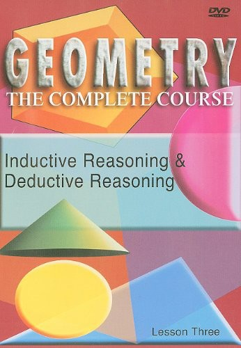 Inductive Reasoning and Deductive Reasoning