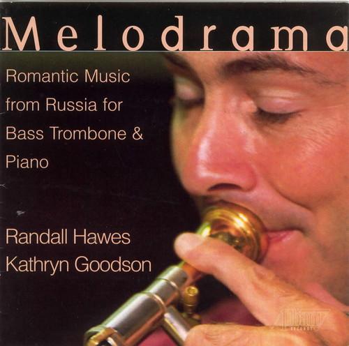 Melodrama: Romantic Music from Russia Bass Trombon