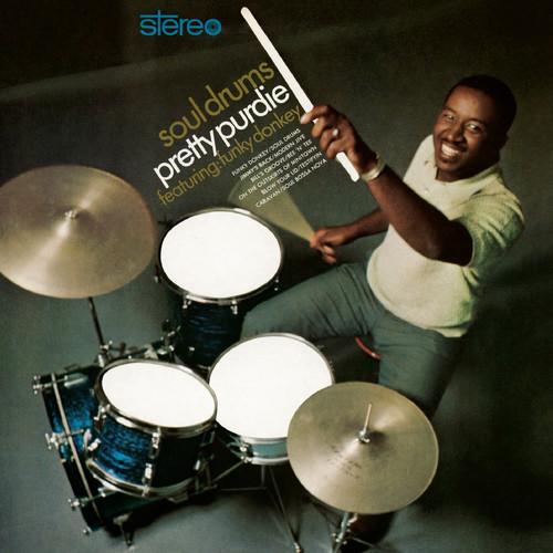 """Bernard """"Pretty"""" Purdie - Soul Drums [LP]"""
