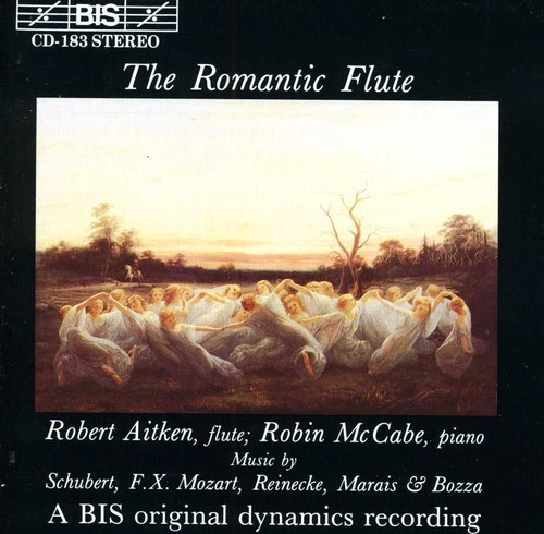 Romantic Flute /  Various