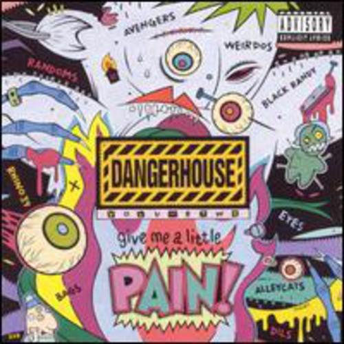 Dangerhouse - Dangerhouse Vol.2