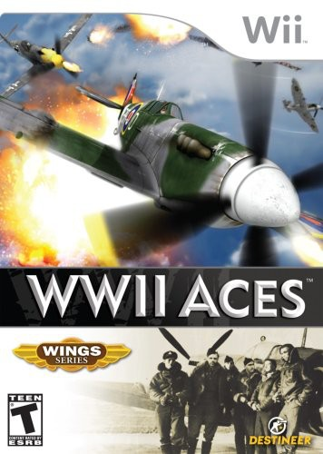 WWII Aces Nintendo Wii