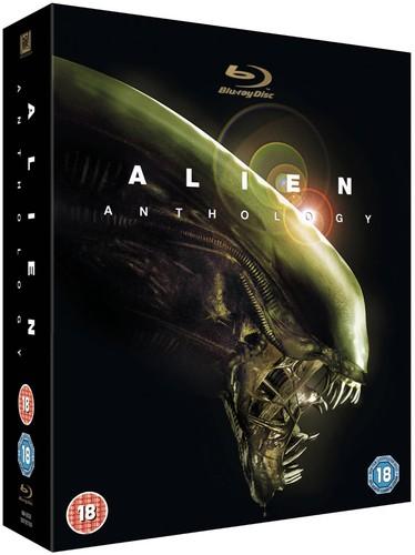 Alien Anthology (1979) (6 Disc Set)