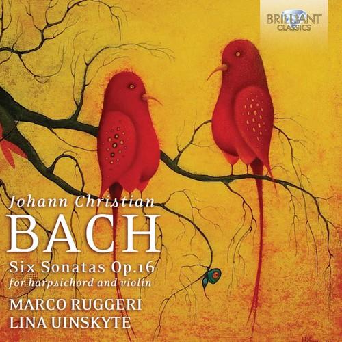 Sonatas for Harpsichord & Violin
