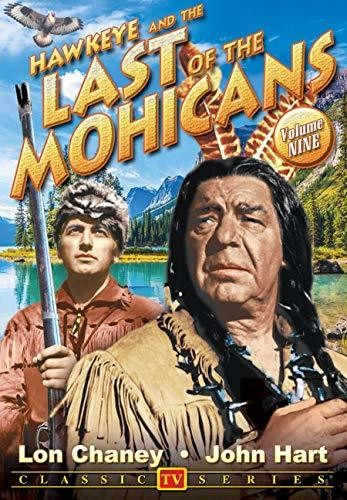 Hawkeye & Last Of Mohicans: Volume 9