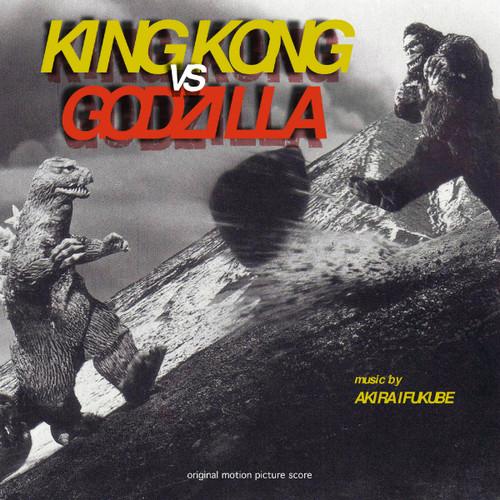King Kong Vs. Godzilla (Original Motion Picture Score)