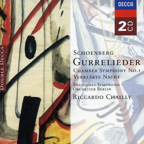 Gurrelieder /  Chamber Symphony 1