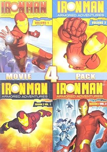 Iron Man Quad