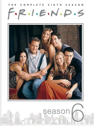 Brooke Boisse - Friends: Complete Sixth Season (4pc) / (Box Aniv)