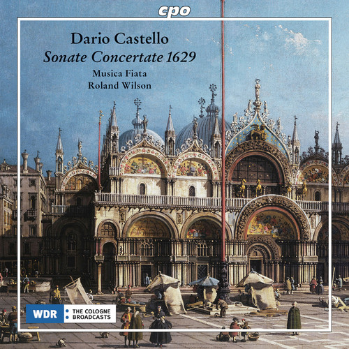 Sonate Concertate 1629
