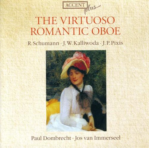 Virtuoso Romantic Oboe