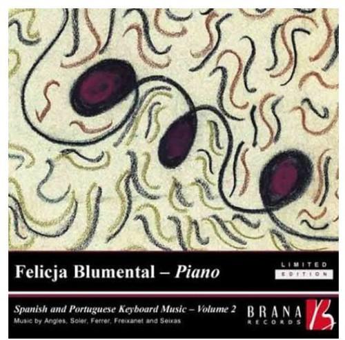 Spanish & Portuguese Piano Music 2
