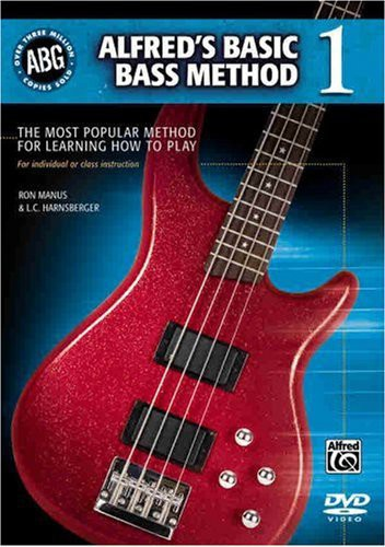 Alfred's Basic Bass Method, Book 1