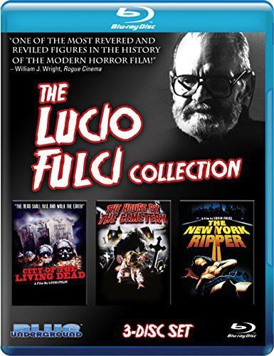 The Lucio Fulci Collection