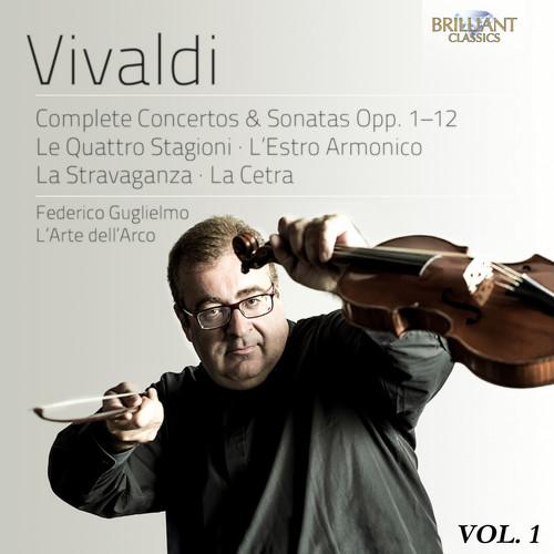Vivaldi: Complete Concertos & Sonatas Opp. 1-12