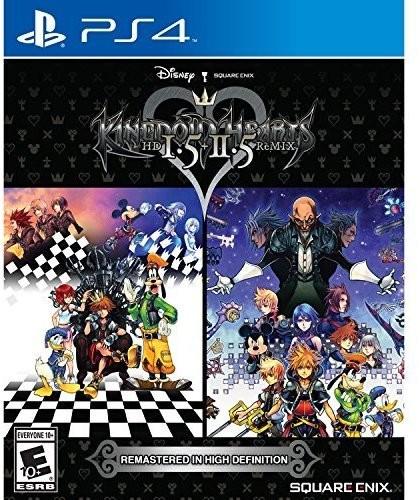 Kingdom Hearts HD 1.5 + 2.5 ReMIX for PlayStation 4