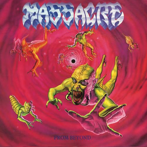 Massacre - From Beyond (Uk)