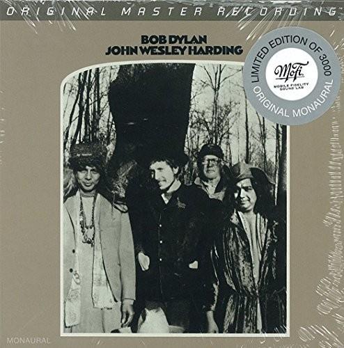 Bob Dylan - John Wesley Harding [Limited Edition Hybrid SACD - DSD]