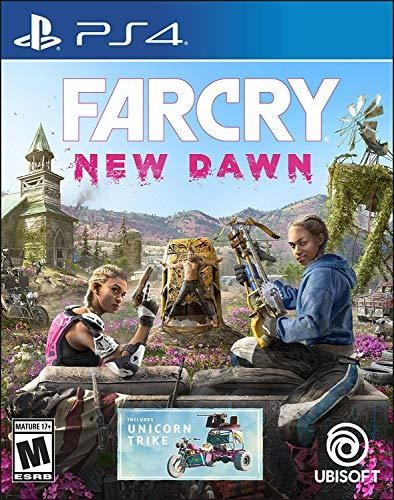 - Far Cry New Dawn