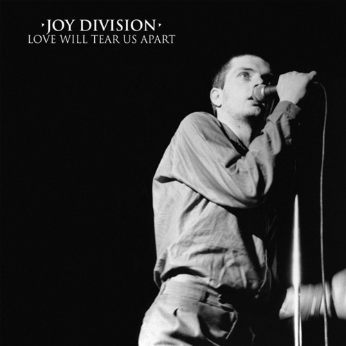Joy Division - Love Will Tear Us Apart - 12in Splatter Vinyl