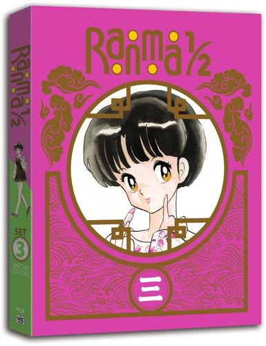 Ranma 1/ 2: TV Series Set 3