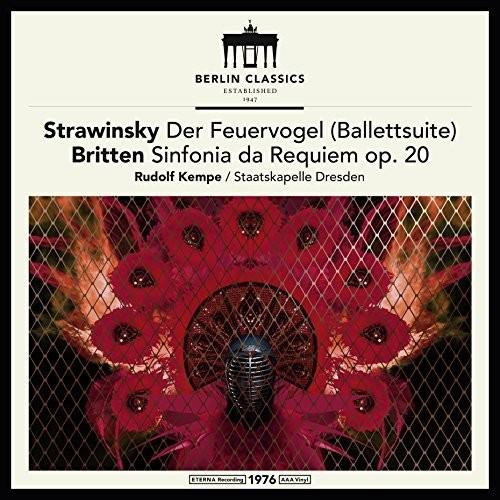 Stravinsky & Britten: Firebird Suite