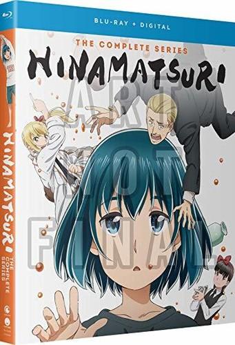 Hinamatsuri: Complete Series - Hinamatsuri: Complete Series (2pc) / (2pk)