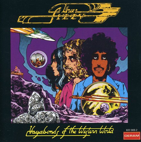 Thin Lizzy - Vagabonds Of The Western World [Import]