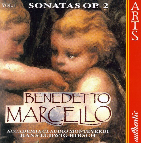 Sonatas Op 2 Vol 1