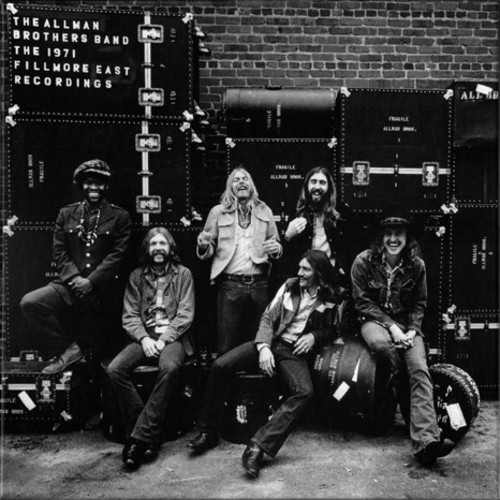 The Allman Brothers Band - At Fillmore East (Ogv)
