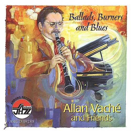 Ballads, Burners and Blues