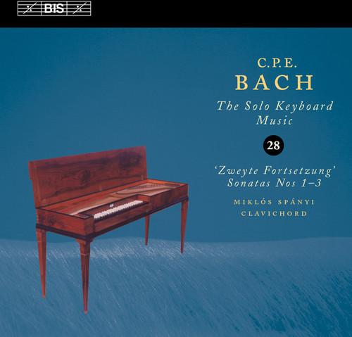 C.P.E. Bach Solo Keyboard Music 28