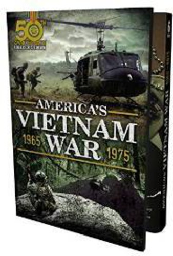 America's Vietnam War 1965-1975 (50th Anniversary Collector's Edition)