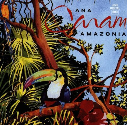 Ana Caram-Amazonia