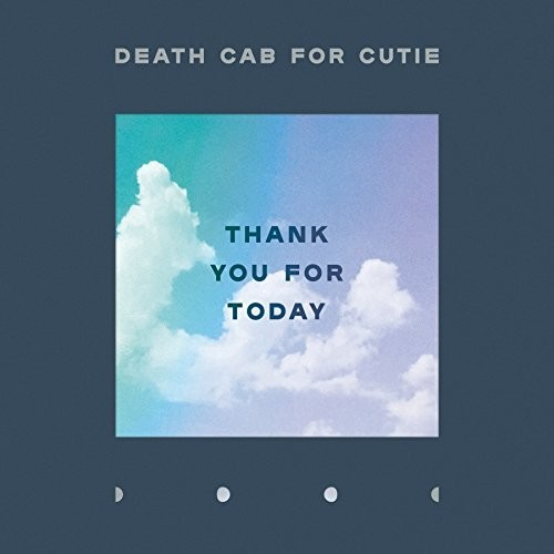 Death Cab for Cutie - Thank You For Today [Import LP]
