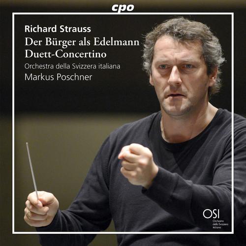 Strauss: Der Buerger als Edelmann - Duett-Concertino