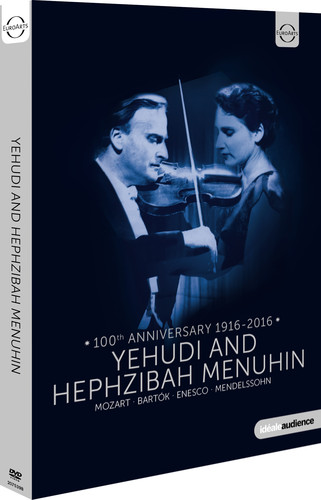 Yehudi & Hephzibah Menuhin